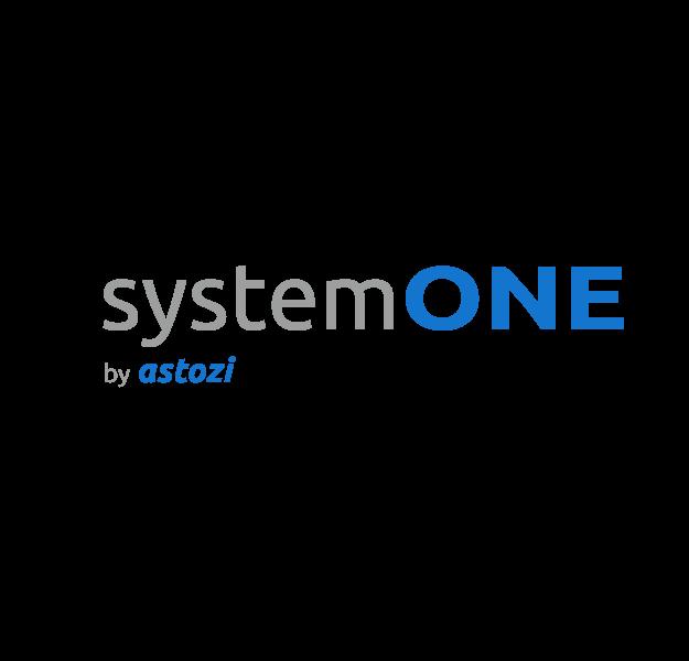 systemONE logo
