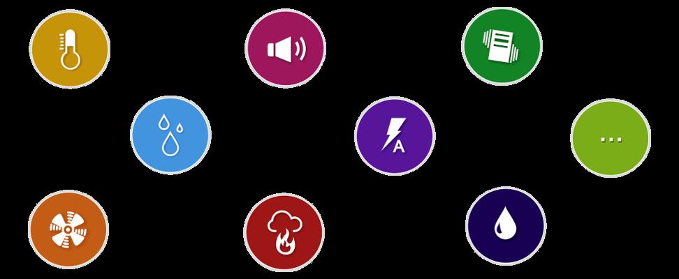 sensors icons