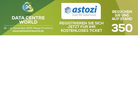 Data Centre World 2015